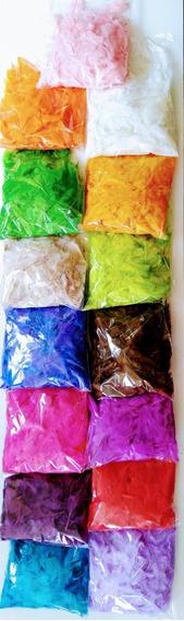 Penas Coloridas 1 Kg Artesanato , Filtro Dos Sonhos