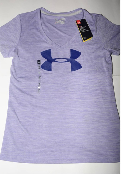 Remera Under Armour Heat Gear Mujer Originales 2019