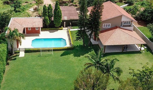 Chácara Com 3 Dormitórios À Venda, 2000 M² Por R$ 1.200.000,00 - Cafezal Vi - Itupeva/sp - Ch0164