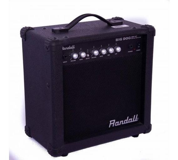 Amplificador De Guitarra Randall Rbd 25t