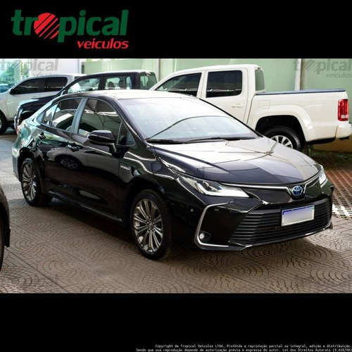 Imagem 1 de 7 de Toyota Corolla 1.8 Vvt-i Hybrid Flex Altis Cvt