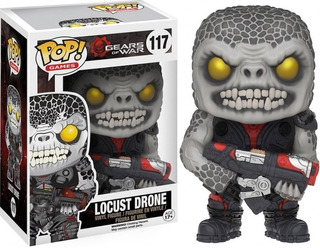Funko Pop! Locust Drone 117 - Gears Of War Coleccionables