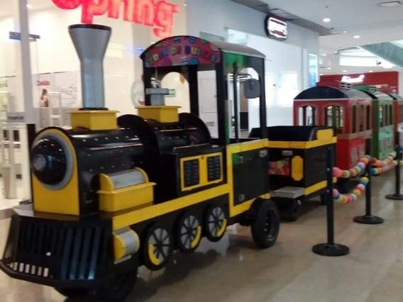 Tren Eléctrico Para 32 Niños