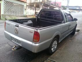 Volkswagen Saveiro 1.6 Sem Trocas