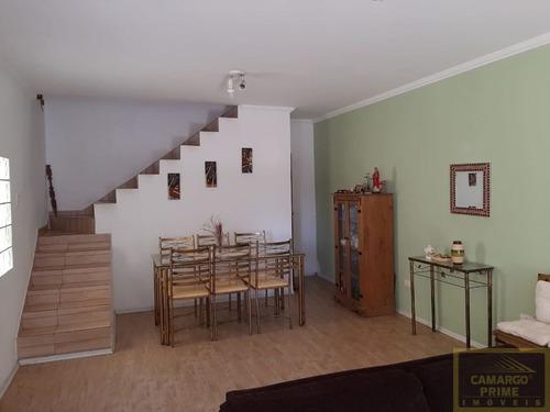 Imagem 1 de 15 de Sobrado Para Compra No Alto De Pinheiros Com 3 Dormitórios - Eb87420