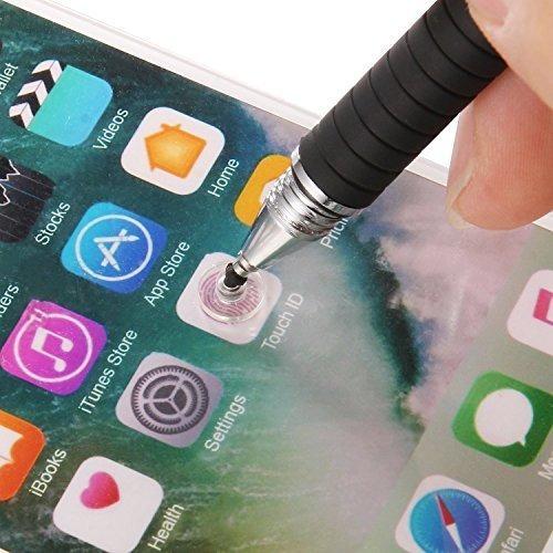oro rosa Mixoo L/ápiz capacitativo de 1,5 mm de grosor y recargable compatible con iPhone//iPad//iPad Pro//Samsung Android//iOS y todos los dem/ás dispositivos de pantalla t/áctil no Palm Reject