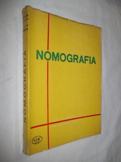 Livro - Nomografia - José Justino Castilho
