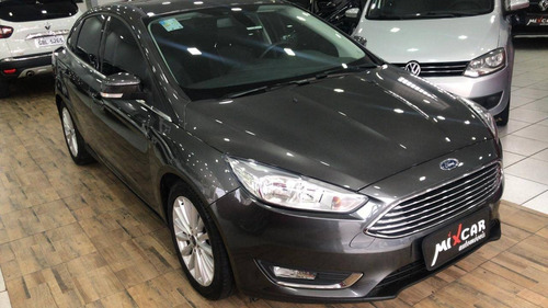 Ford Focus 2.0 Titanium Plus Fastback 16v Flex 4p