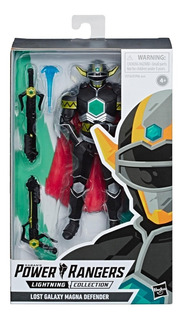 Magnadefender Lighting Collection Power Rangers Lost Galaxy