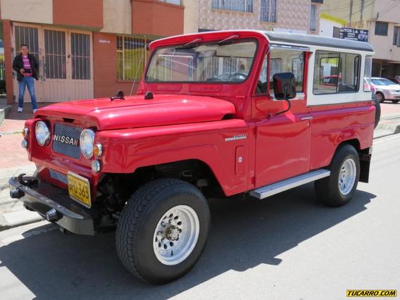 Nissan Patrol Lg60 4000cc 4x4