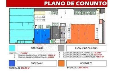 Bodegas En Renta Zona Industrial Slp, Incluye Renta De Oficinas. Ubicadas En Eje #132 A 600m De Carretera Federal 57.