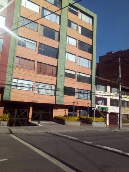 Apartamento De 57 Metros 2 Alcobas, 2 Baños, Cocina, Patio D