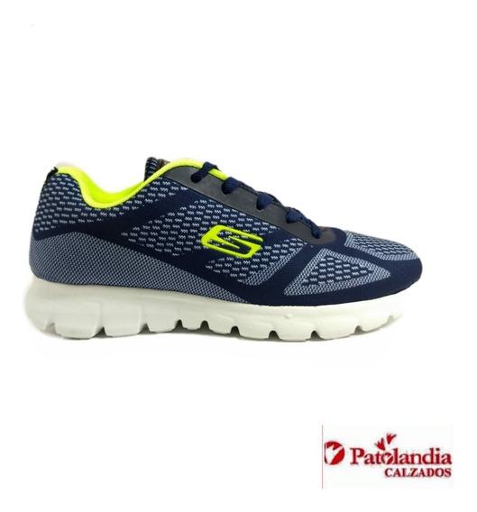 Zapatilla Hombre Deportiva Running Soft Sublimada N°36 / 45