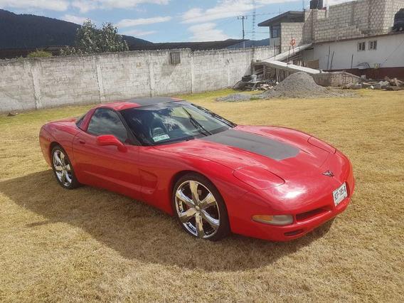 Chevrolet Corvette 5.7 2p Coupe Paq A Mt 1998
