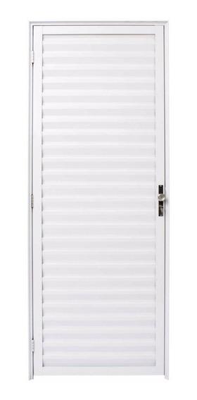 Porta Palheta 2,10 X 0,90 Alumínio Branco
