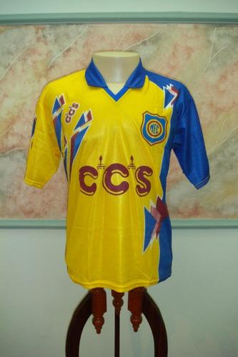 Camisa Futebol Madureira Rio Janeiro Ccs Jogo Antiga 589