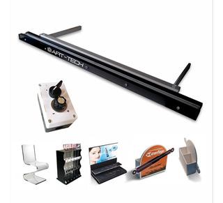 Dobladora De Acrilico Art Tech 150cm Control Electronico