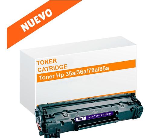 Toner Generico 85a 35a 36a Nuevo
