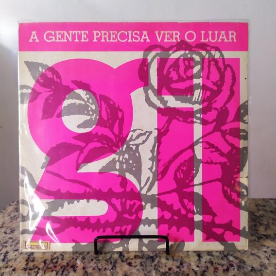 Lp: Gilberto Gil - A Gente Precisa Ver O Luar 1982