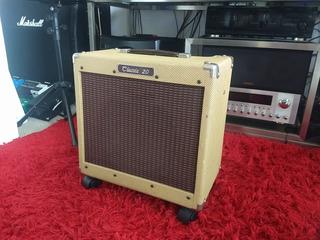 Amplificador Peavey Classic 20 (full Tubos)
