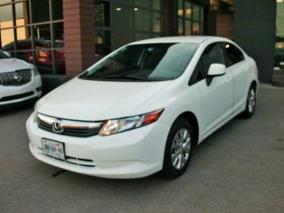 Honda Civic Lx Sedan Aut Modelo 2012