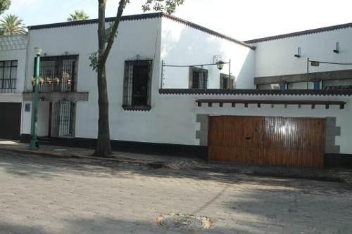 Casa En Venta En Coyoacán. San Diego Churubusco
