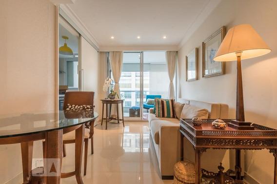 Apartamento Para Aluguel - Campo Belo, 1 Quarto, 49 - 893101206