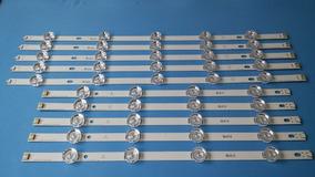 Kit Barra De Led Tv Lg 49lb5500 49lb5600 49lb6200