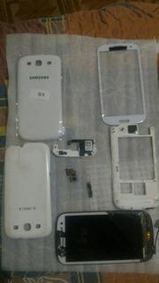 Lote De Acessorios Do Galaxy S3