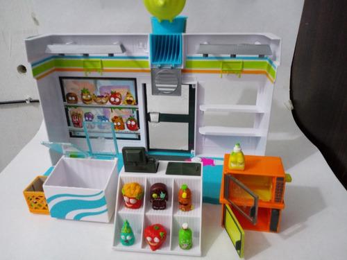Brinquedo Conveniencia The Grossery Gang - Mercaducado - Dtc