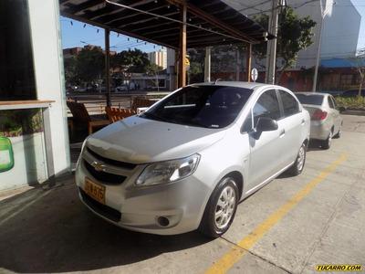 Chevrolet Sail 4p 1.4l Mt Lt