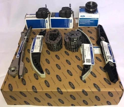 Kit Cadena De Tiempo Ford Fusión 3.0 Escape 3.0 Taurus 3.0