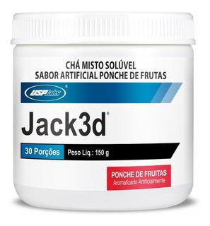 Jack 3d 150g Ponche De Frutas - Usp Labs