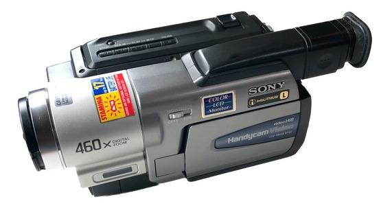 Câmera Filmadora Hi8 Video8 8mm Sony Handycam Trv58 Ntsc