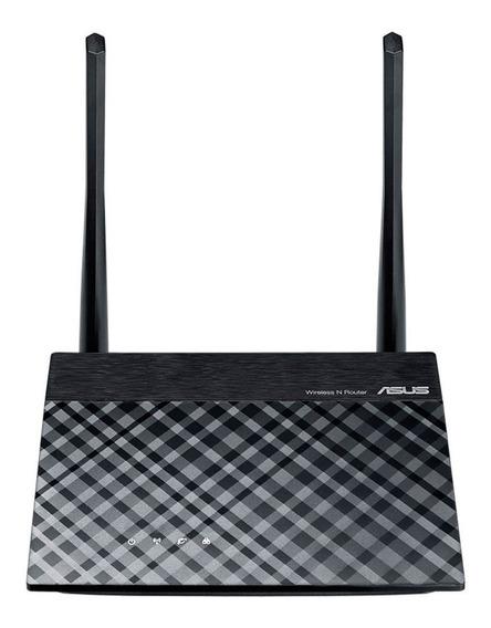 Router Inalambrico Asus N300 2.4ghz 5dbi 3 En 1 Rt-n300