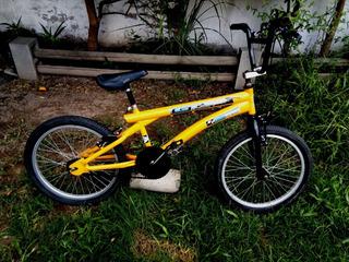 Bicicleta Bmx Freestyle Rod 20 Gt Jamie Bestwick Pro Model