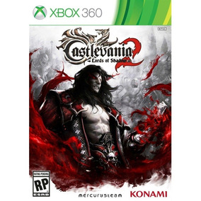 Castlevania Xbox 360 Original Seminovo