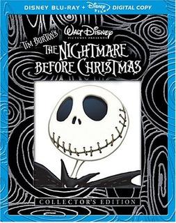Blu Ray The Nightmare Before Christmas