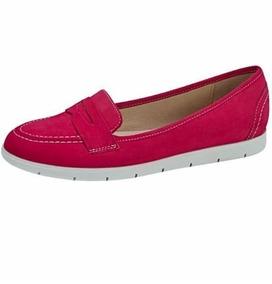 Flats Juvenil Dama Confort Rosa Mexicano Femenina 824986