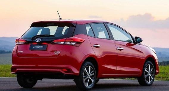 Toyota Yaris Hb 1.3 Xl Cvt, Ety5445