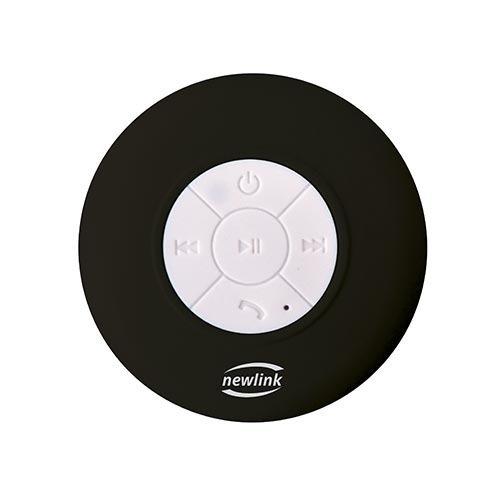Caixa De Som Speaker Bubble Bluetooth Preta Sp109nl - Oex