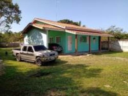 Chácara Com 03 Dormitórios Em Itanhaém - 6810