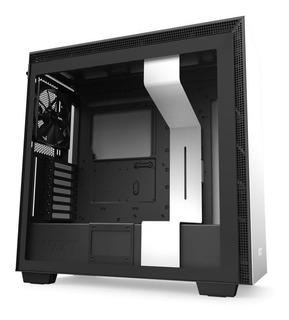 Gabinete Nzxt H710 Blanco-mate Media Torre Mini Itx, Micro