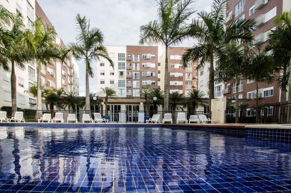 Apartamento Em Vila Nova Com 2 Dormitórios - Lu428791