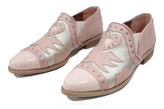 Zapatos De Mujer Color Rojo Mate Ropa y Accesorios Rosa en