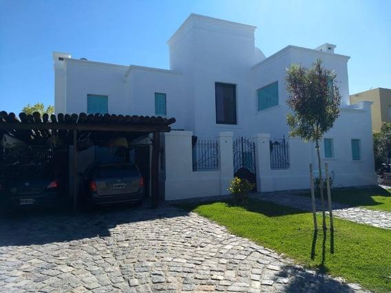 Alquiler - Barrio San Benito Villanueva Sobre Laguna - Tigre