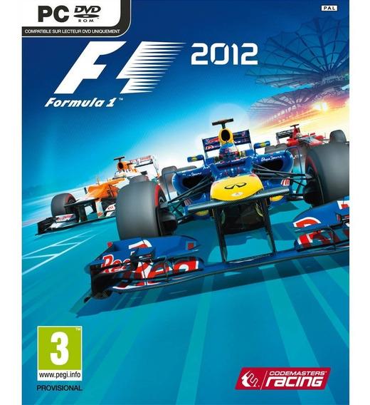F1 2012 Formula 1 2012 Pc Game Original