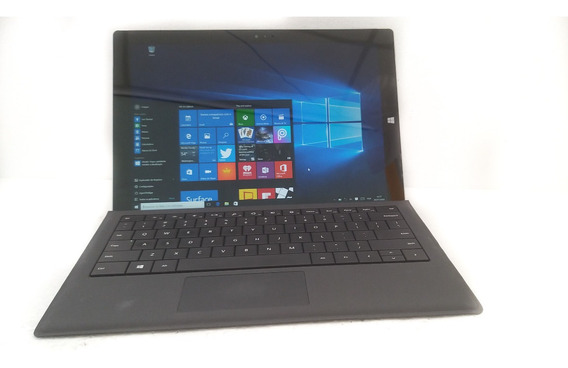 Tablet Surface Pro I5 4300u Ssd128gb 4 Ram + Teclado Top