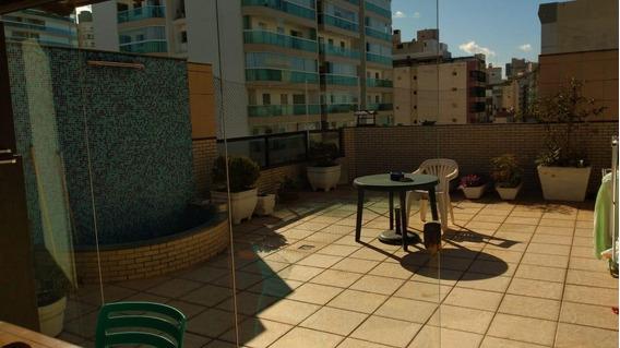 Cobertura Em Itapuã, Vila Velha/es De 320m² 4 Quartos À Venda Por R$ 1.200.000,00 - Co269449