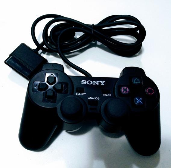 Controle Para Playstation 2 C/fio